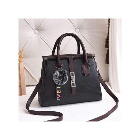 Fashion Black Ladies Classy Handbag