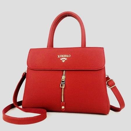 Fashion Red Handbag