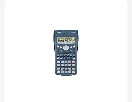 Casio Fx- 82 Ms Calculator