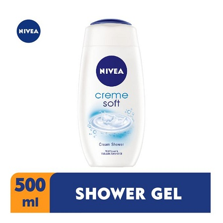 Nivea Crème Soft Shower Gel For Women - 500ml