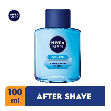 Nivea Men Cool Kick After Shave Fluid For Men - 100ml