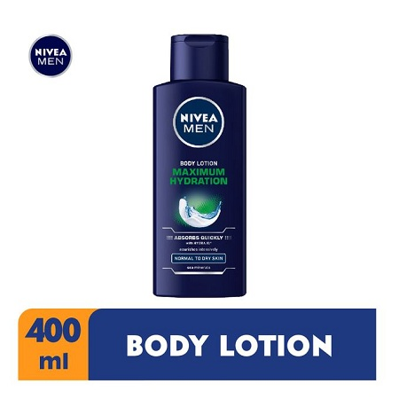 Nivea Men Maximum Hydration Body Lotion For Men