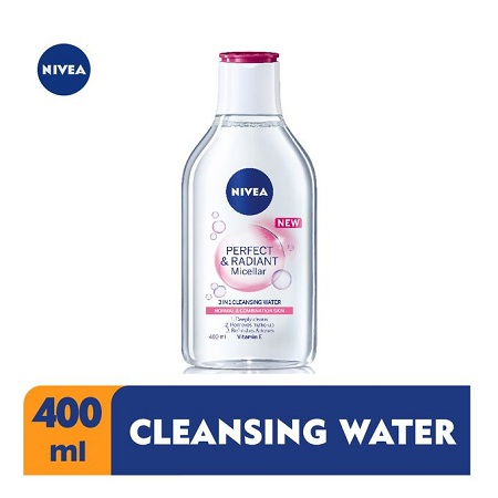 Nivea Perfect & Radiant Micellar Water For Women - 400ml
