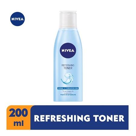 Nivea Refreshing Toner For Women - 200ml