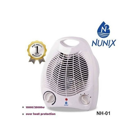 Nunix Room Heater- (Perfect For Cold Seasons)
