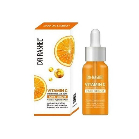 Dr. Rashel Anti Aging And Brightening Vitamin-C & Face Serum 50ml
