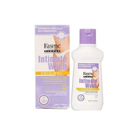 Fasmc Intimate Wash - Chamomile Extract Anti Bacteria Fresh- 220ml