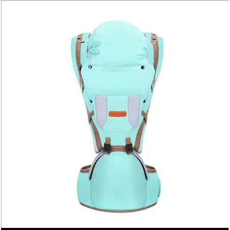 High Quality,multi-functional,comfortable, baby carrier with a detachable hipseat
