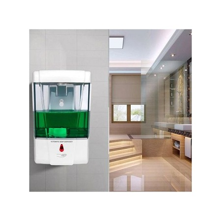 Automatic Hand Sanitizer & Soap Dispenser-Wall Mounted