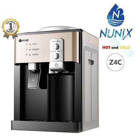 Nunix Hot And Cold Water Dispenser Table Top Z4