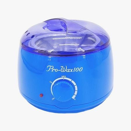 Pro Wax 100 Hair Removal Wax Heater Wax Warmer Melting Blue