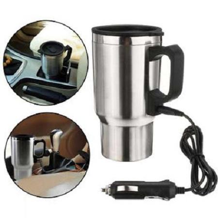 Rechargeable Car Mug