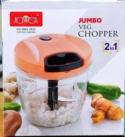 Jumbo Vegetables, Fruits,meat Chopper