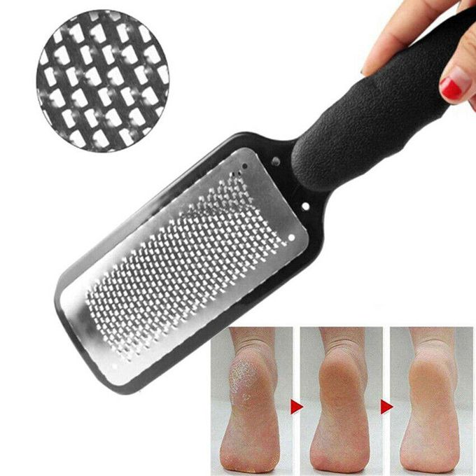 Foot Care Rasp File Pedicure Callus Remover Hard Dead Skin Scrubber