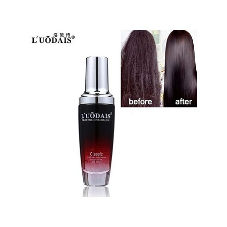 Luodais Classic Human Hair, Wig & Weave Repair Serum + 2 Free Wig Caps