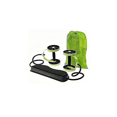 Revoflex Extreme Fitness Exercise Trainer -Green &Black