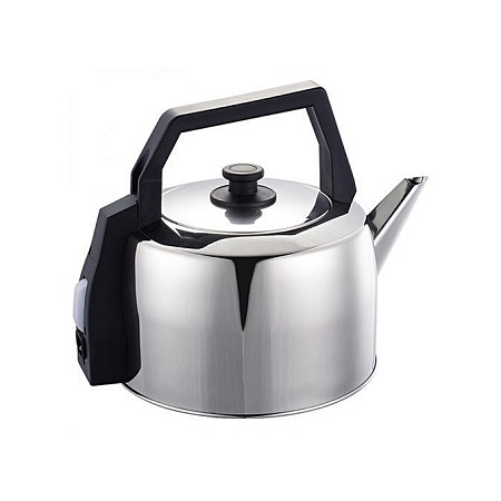 Stainless Steel Corded Traditional Electric Kettle 5 Ltrs