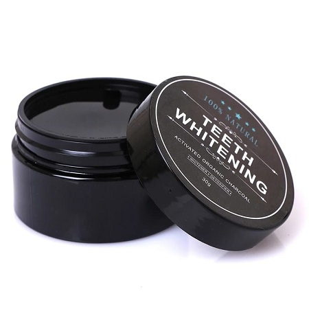 Activated Charcoal Teeth Whitening Bamboo Charcoal Tooth Powder 100% Natural
