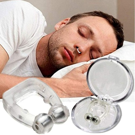 Anti Snore Nose Clip for A Pack Of Four