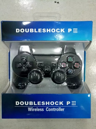 Double shock wireless PS3 controller
