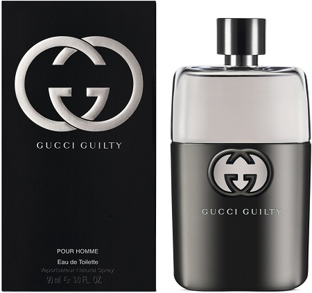 Guilty Pour Homme Cologne by Gucci for Men 90ML