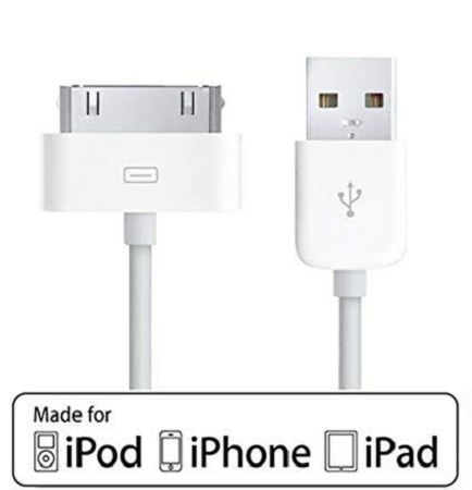 IPhone 4 charging cable
