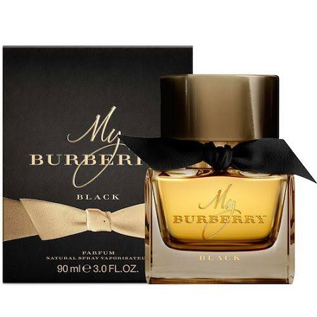 My Burberry Black by Burberry fragrance for women 90ml