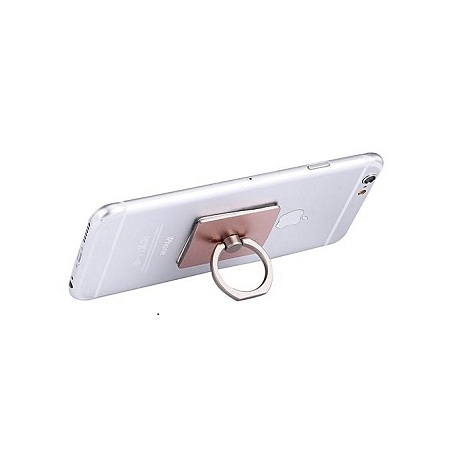 Ring Buckle Multi-function Cell Phone Holder, For IPad, IPhone, Galaxy, Huawei, Xiaomi, LG, HTC And Other Smart Phones(Pink)