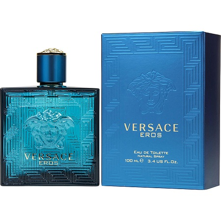 Versace Eros 100ML Cologne by Versace for Men