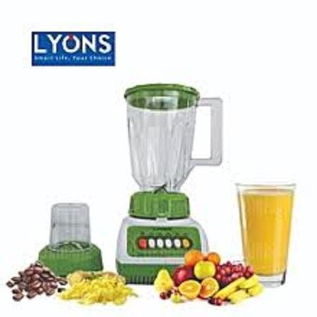 Lyons 2 In 1 Blender With Grinder PN-999 1.5L