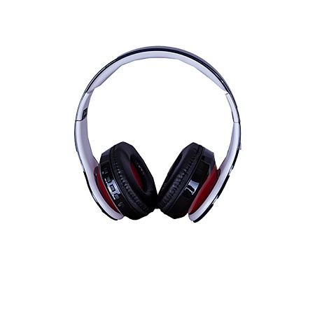 M Luck BLACK Bluetooth headphones,support sd, foldable with Clear sound