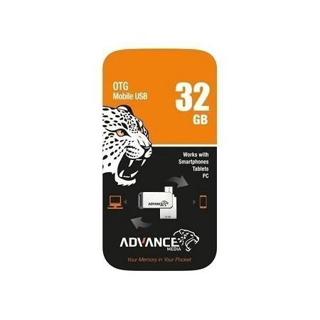 Advance OTG (On-The-GO) Flash Disk - 32GB