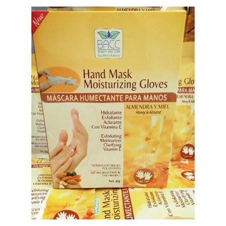 BACC Hand Masks Moisturizing Gloves Smooth And White Hand Care
