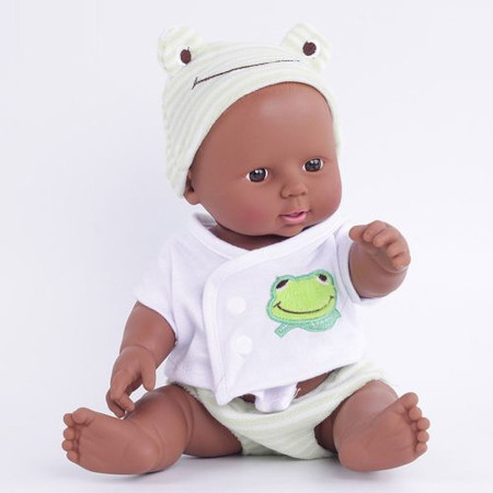 African Black Talking Boy Dolls With Hat And Outfits