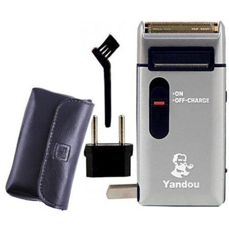 Elegant Rechargeable Shaver/Smoother