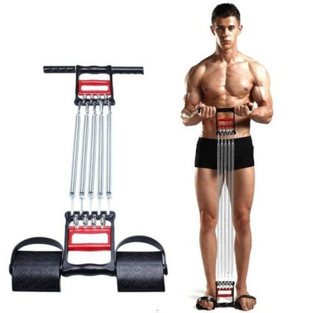 Fashion 6-Pack Builder & Chest Expander - Home GymFashion 6-Pack Builder & Chest Expander - Home Gym