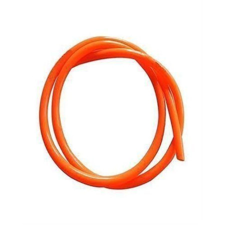 Home Basics Gas Delivery Hose Pipe - 7 mtrs - Orange