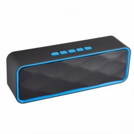 New Wireless Bluetooth Speaker Subwoofer Portable Speaker