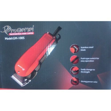 Progemei Professional Hair Clipper /Shaving Machine