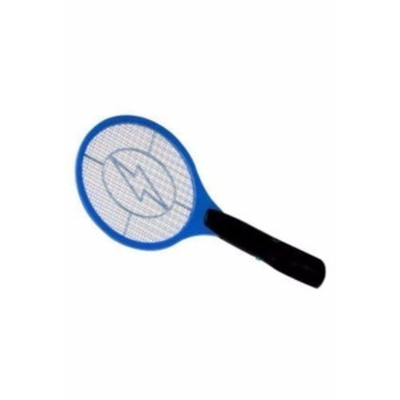 Rechargeable Electronic Mosquito Racket - Blue