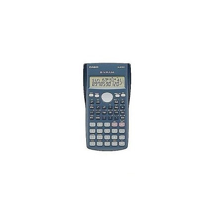 Casio FX-82ms 2-Line Display Scientific Calculator
