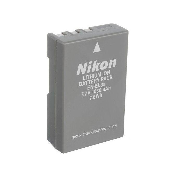 Nikon EN-EL9a Rechargeable Lithium-Ion Battery