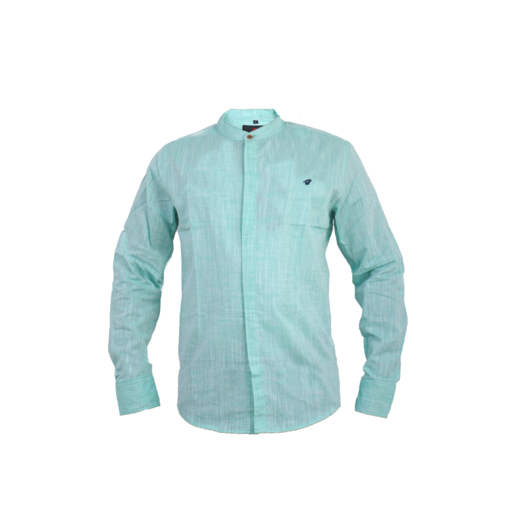 Mens Blue Casual shirt