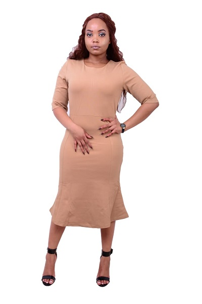 Nude Trumpet official dress