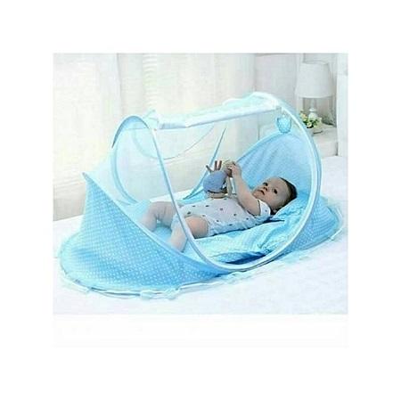Baby Nest-Blue