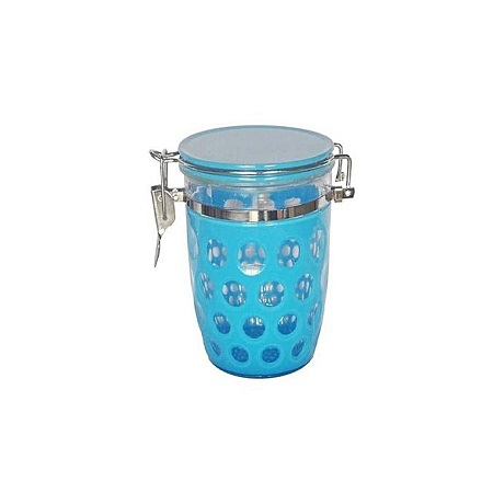 Salt & Sugar-Container/ Multipurpose Storage -Blue