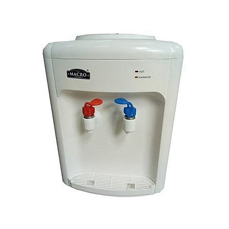 Table Top Water Dispenser Hot & Normal Basic - White.
