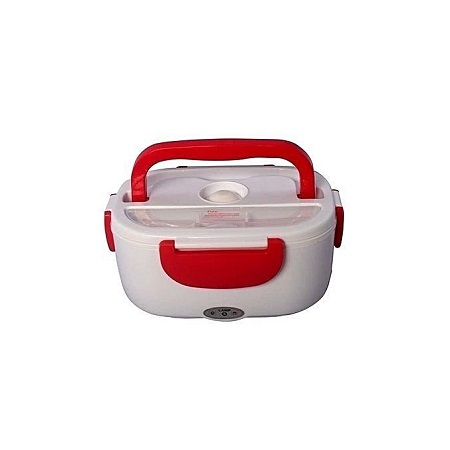 Generic Electric Lunch Box - White