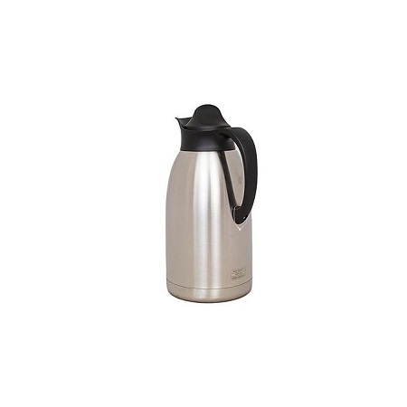 Generic Always Stainless Steel Thermos Flask Jug - 2 Litres - Silver