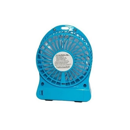 Generic Rechargeable Mini Portable Fan with Power Bank